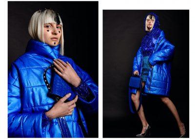 Blanka kék